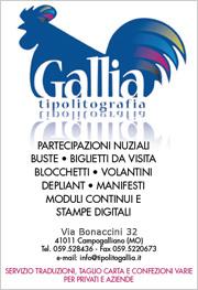 Tipografia Gallia